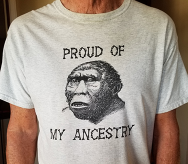 Proud of my ancestry t-shirt