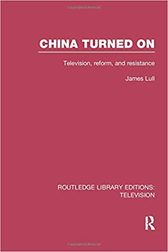 China Turned On book cover