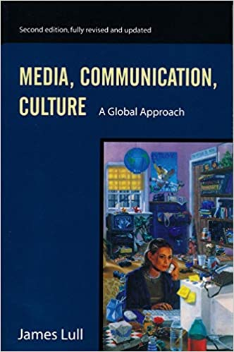 Media Communications Culture book cover
