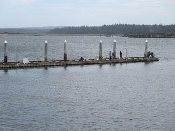 Bandon Pier