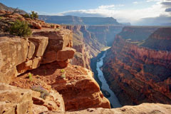 Canyon in the West