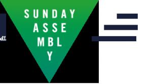 Sunday Assembly logo